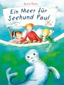 Antje Bones: Ein Meer für Seehund Paul, Buch