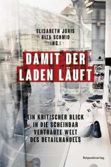 Tina Büchler: Damit der Laden läuft, Buch