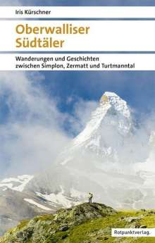 Iris Kürschner: Oberwalliser Südtäler, Buch
