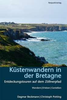 Dagmar Beckmann: Küstenwandern in der Bretagne, Buch