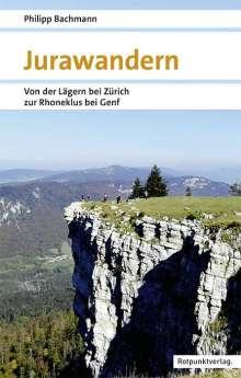 Philipp Bachmann: Jurawandern, Buch