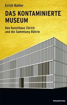 Erich Keller: Das kontaminierte Museum, Buch