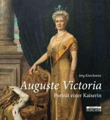 Jörg Kirschstein: Auguste Victoria, Buch
