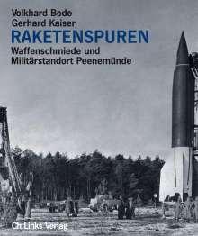 Volkhard Bode: Raketenspuren, Buch