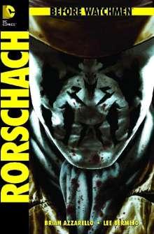 Brian Azzarello: Before Watchmen 02: Rorschach, Buch