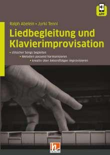 Liedbegleitung und Klavierimprovisation, Noten