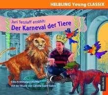 Helbling Young CLASSIX - Der Karneval der Tiere, CD
