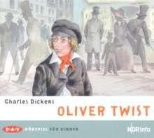 Charles Dickens: Oliver Twist, 2 CDs