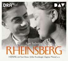 Kurt Tucholsky: Rheinsberg, CD