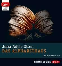 Jussi Adler-Olsen: Das Alphabethaus (mp3-Ausgabe), MP3-CD