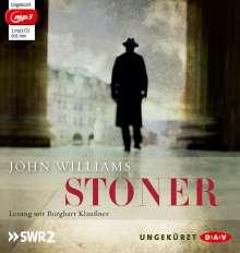 John Williams: Stoner, MP3-CD