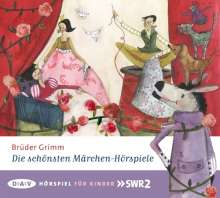 Jacob Grimm: Die schönsten Märchen-Hörspiele, 3 CDs
