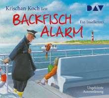 Krischan Koch: Backfischalarm. Ein Inselkrimi, 5 CDs