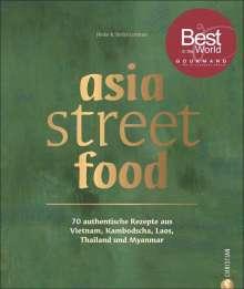 Stefan Leistner: asia street food, Buch