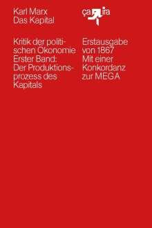 Karl Marx: Das Kapital (1867), Buch