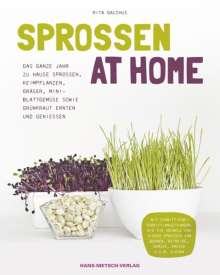Rita Galchus: Sprossen at Home, Buch