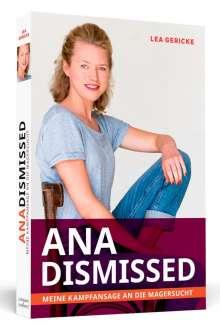 Lea Gericke: Anadismissed, Buch