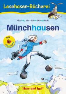 Manfred Mai: Münchhausen / Silbenhilfe, Buch
