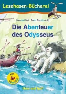Manfred Mai: Die Abenteuer des Odysseus / Silbenhilfe. Schulausgabe, Buch