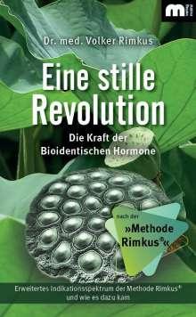Volker Rimkus: Eine stille Revolution, Buch