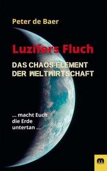 Peter De Baer: Luzifers Fluch, Buch
