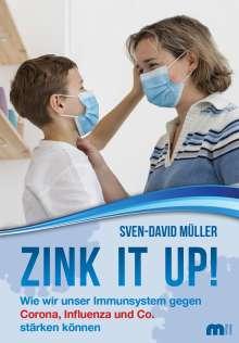 Sven-David Müller: Zink it up!, Buch