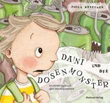 Paula Kuitunen: Dani und die Dosenmonster, Buch