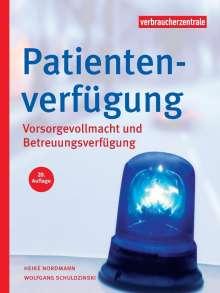 Heike Nordmann: Patientenverfügung, Buch