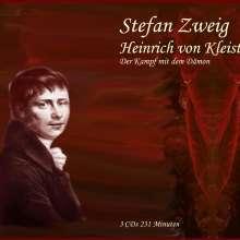 Stefan Zweig: Heinrich von Kleist, CD