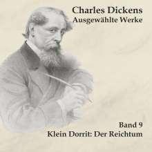 Charles Dickens: Klein Dorrit, MP3-CD