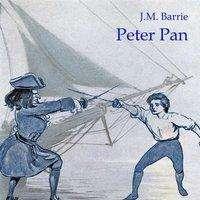 James Matthew Barrie: Peter Pan, MP3-CD