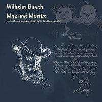 Wilhelm Busch: Max und Moritz, MP3-CD