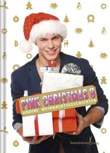 Marc Förster: Pink Christmas 8, Buch