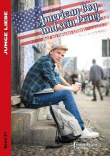 Matt Grey: American Boy & sein Prinz, Buch