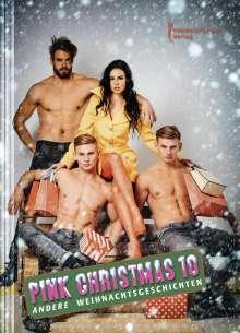 Marc Förster: Pink Christmas 10, Buch