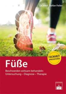 Stefan Feiler: Füße, Buch