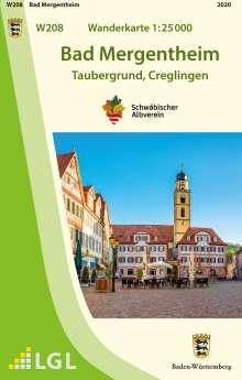 Bad Mergentheim 1 : 25 000, Diverse