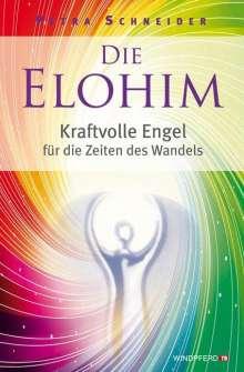 Petra Schneider: Die Elohim, Buch