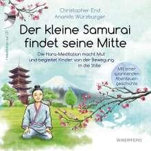 Christopher End: Der kleine Samurai findet seine Mitte, Buch