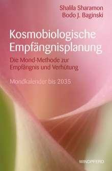 Shalila Sharamon: Kosmobiologische Empfängnisplanung, Buch