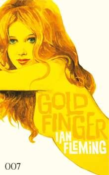 Ian Fleming: James Bond 007 Bd. 7. Goldfinger, Buch