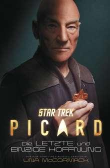 Una McCormack: Star Trek - Picard, Buch