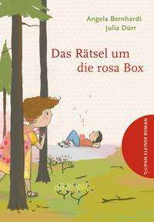 Angela Bernhardt: Das Rätsel um die rosa Box, Buch