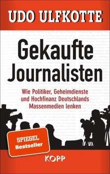 Udo Ulfkotte: Gekaufte Journalisten, Buch