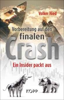 Volker Nied: Vorbereitung auf den finalen Crash, Buch