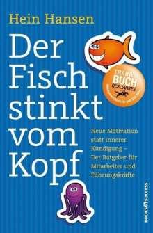 Hein Hansen: Der Fisch stinkt vom Kopf, Buch
