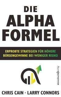 Chris Cain: Die Alpha-Formel, Buch