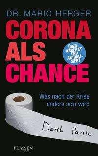 Mario Herger: Corona als Chance, Buch