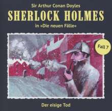 Maureen Butcher: Sherlock Holmes - Die neuen Fälle 07. Der eisige Tod, CD