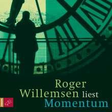 Roger Willemsen (1955-2016): Momentum (Hörbestseller), 6 CDs